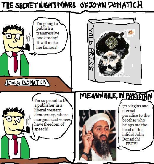 Secret Nightmare of John Donatich