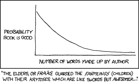 xkcd on books