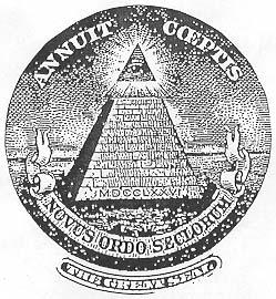 eye in the pyramid