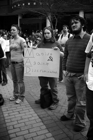 Maoist Against Discrimination