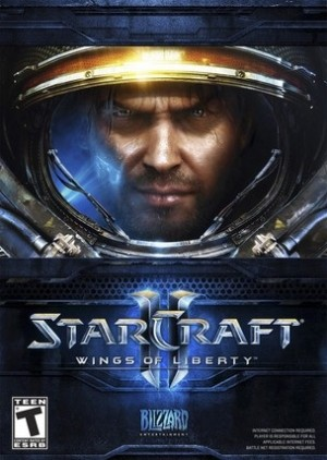 StarCraft 2 Box Art