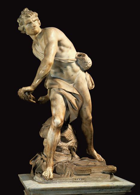 Bernini: David – Art History & the Art of History