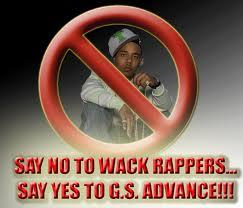 Tea Parties condemn Wack MCs