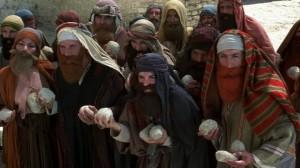 HE SAID JEHOVAH!  HE SAID JEHOVAH!