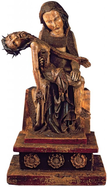 The Roettgen Pietà