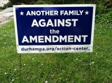 Against North Carolina Amendment One: Gale and Elizabeth