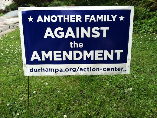 Against North Carolina Amendment One: Gale and Elizabeth | Popehat