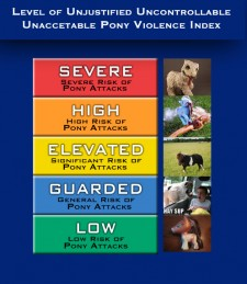 "The level above severe is called ""paddock."""