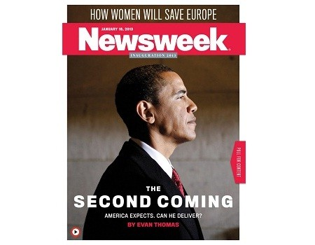 Obama - the Second Coming