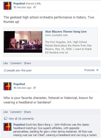 Popehat on Facebook
