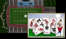 Gridiron Solitaire: the first preview