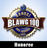 Best LawBlogs Award Winner 2013