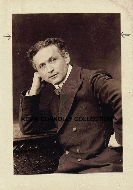 Houdini, Kevin Connolly Collection