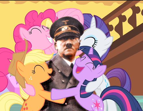 Hitler pony
