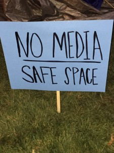 Safe Spaces As Shield, Safe Spaces As Sword:  Part II