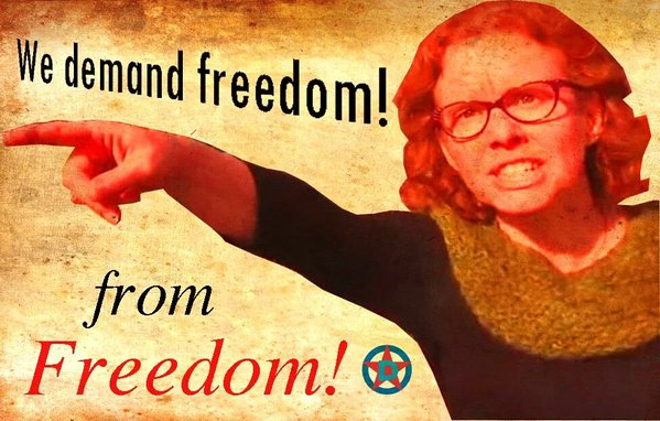 freedom from freedom
