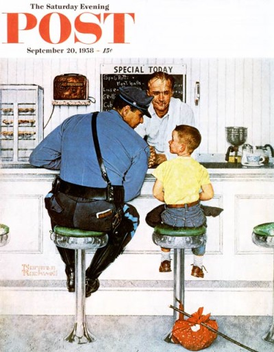 the_runaway_by_norman_rockwell-400x513
